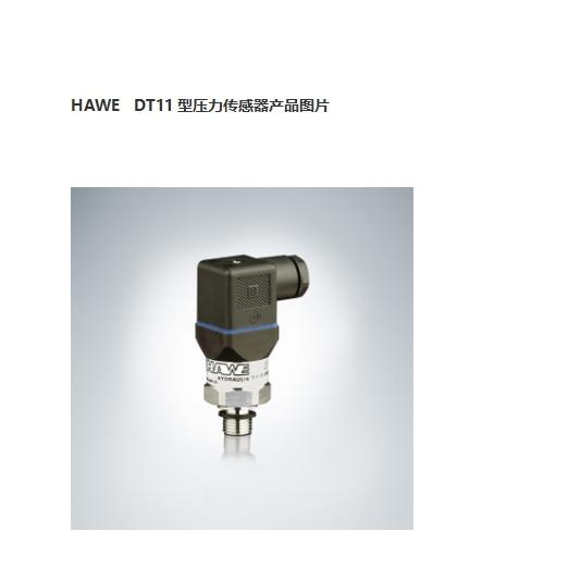 希而科进口 德国Hawe DT11型压力传感器