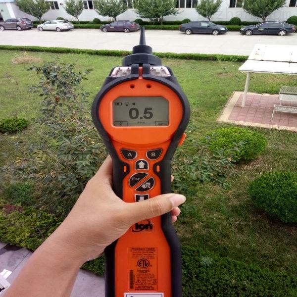 英国离子便携式 VOC 气体检测仪