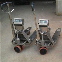 泰州2吨不锈钢叉车称 2吨防爆电子叉车秤