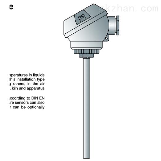 希而科原装进口JUMO-902130温度传感器系列