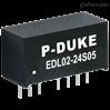 P-DUKE直插式电源PDL06-05S24 PDL06-24S05