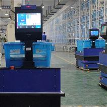 仓储物料机器人