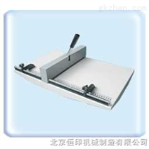 供应恒印HC355手动压痕机