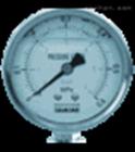 JF充油埋入式隔膜压力表