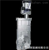 CCQ型气动超高真空插板阀