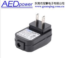 12V0.5A美规适配器UL/ETL认证IP20电源