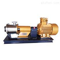 三級管線式乳化機/泵(隔爆型)