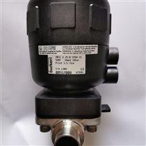 宝帝2031型气动隔膜阀burkert-557008不锈钢