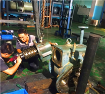 约克XJF/XJB151、151X螺杆冷水机组故障维修