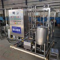 酸奶低温杀菌机设备 小型号加工流水线
