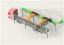 化学自动装车系统 化肥机械手装车生产线