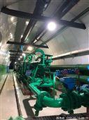 葫芦岛市约克API408复叠深冷机组修复性检修