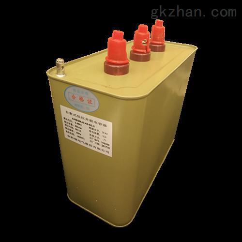 自愈式并联电容器