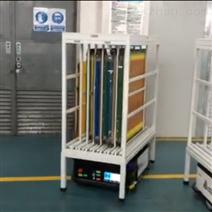无标识物料搬运机器人