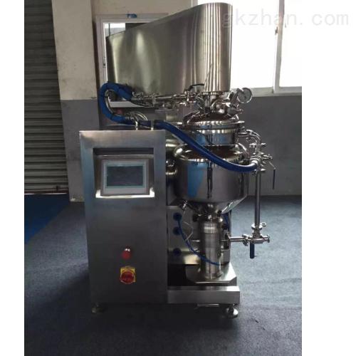 聚氧乙烯高分子乳液乳化机