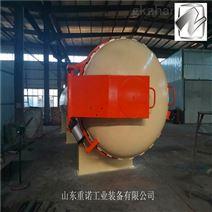 蒸煮罐厂家品牌 木材防腐罐处理流程