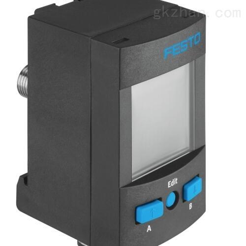 FESTO压力传感器安装及使用