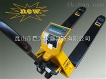北京2.5T液压叉車秤,2.5T打印电子叉車秤價格多少?
