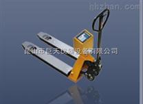 YCS-B20可保存数据叉車秤