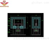 槽道构件耐火性能测定仪
