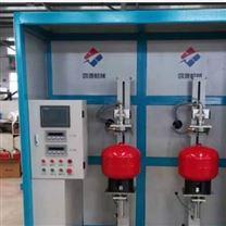 悬挂式超细干粉灌装机两头灌装生产线
