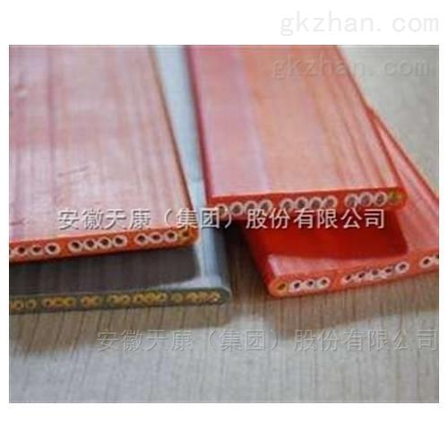 特种硅橡胶扁电缆