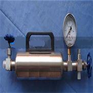高温气体采样器(316L材料) 100ml