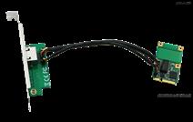 Mini 电口千兆RJ45工控机网卡