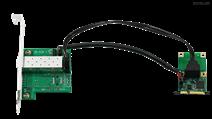 迷你千兆光纤工控机以太网网卡