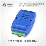 工控设备专业4-20mA采集,8路AI转modbus RTU