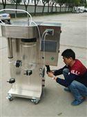 小型喷雾干燥机  革新技术 全不锈钢材质 双护液喷头 厂家直销