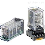 产品样本OMRON中间继电器 带指示灯