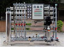 1500L/H RO二级反渗透纯水设备
