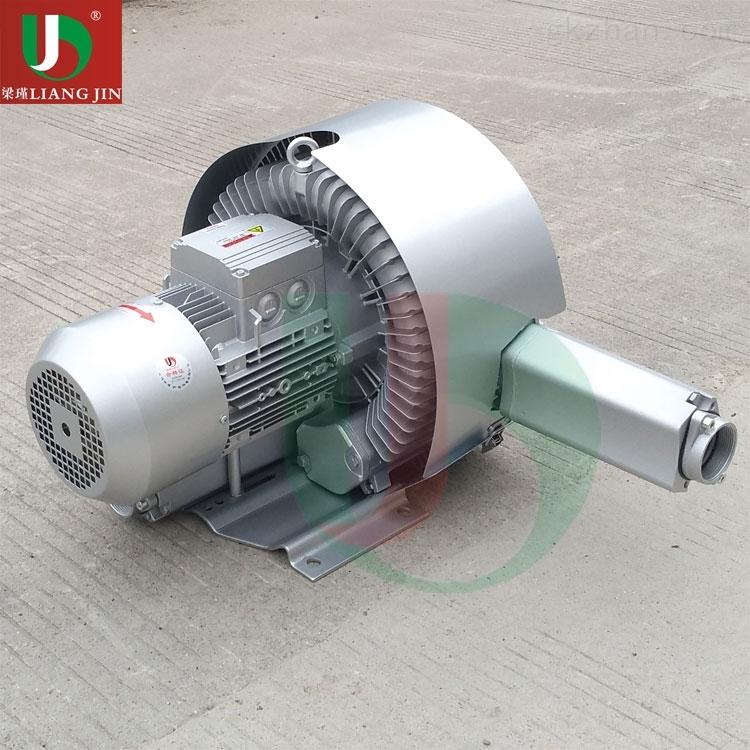 厂家现货直销4KW双段式高压鼓风机
