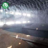 车间雾化降尘系统 高压喷雾降尘器厂家