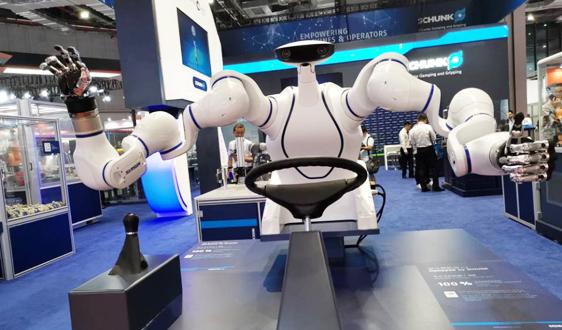 早新闻:六部委推广机器人应用、英特尔暴跌1500亿