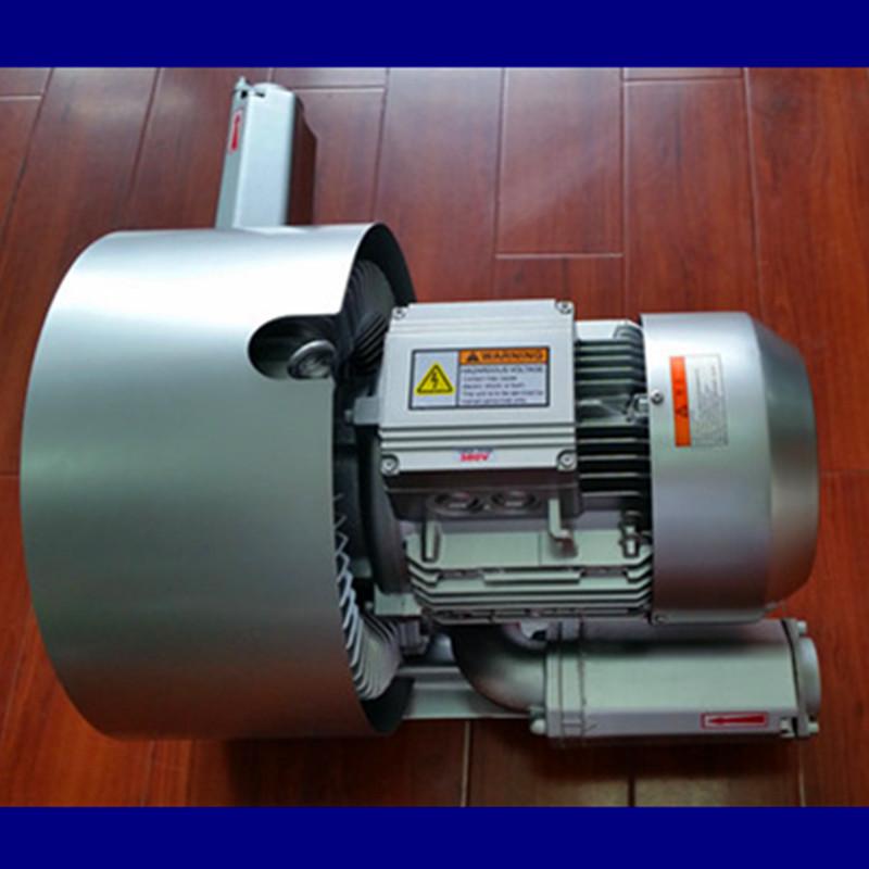 污水处理专用双段 双级高压风机 曝气用风机 化工废水曝气漩涡气泵示例图5