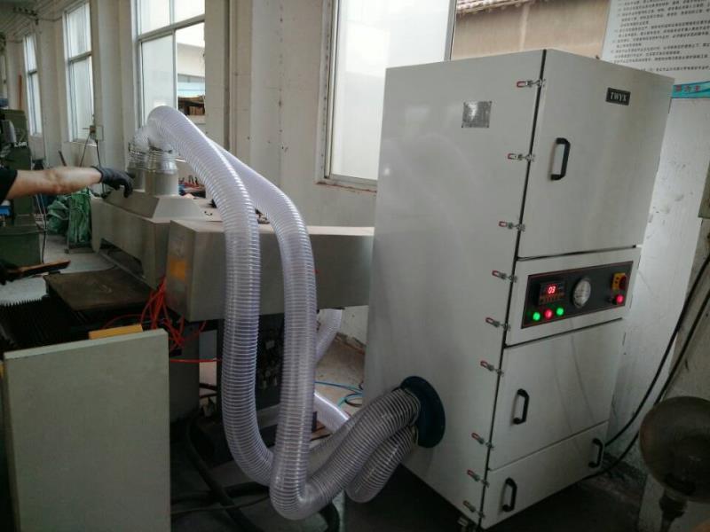 非标定制 磨床吸尘器CW-220S  功率2.2kw磨床金属粉末工业磨床吸尘器 工业吸尘器示例图8