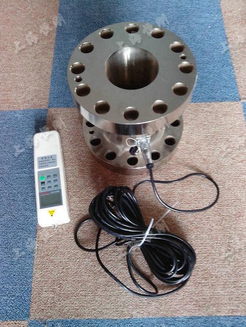法兰小型测力传感器图片