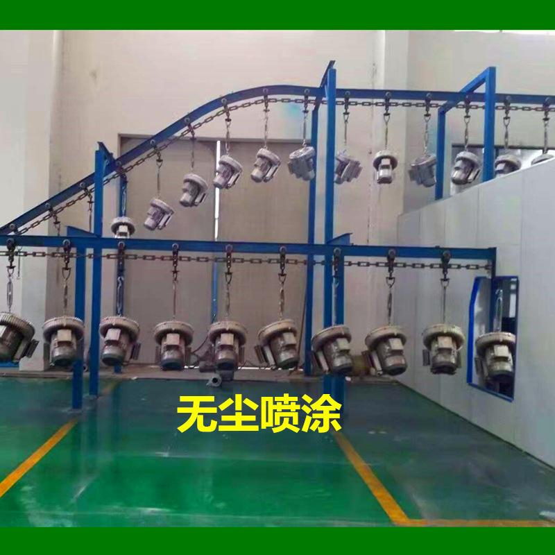 直销 YX-23D-1漩涡高压风泵 功率250W 风量105m3/h 风压24KPa 旋涡高压气泵示例图6