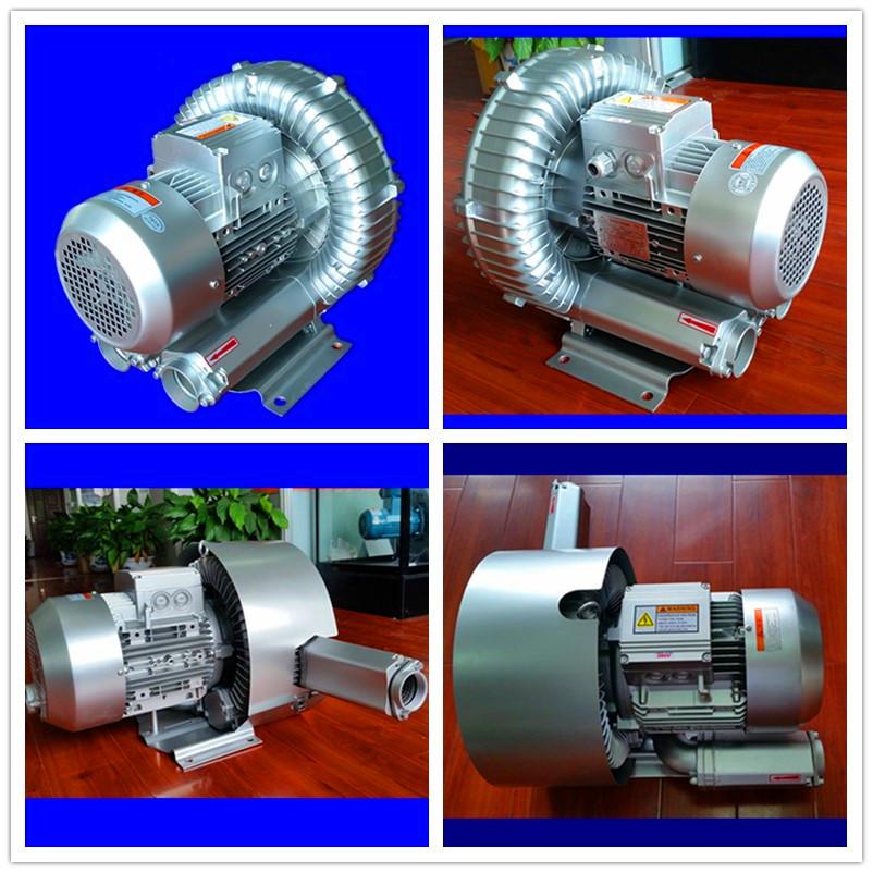 YX-23D-1漩涡高压风泵 功率250W 风量105m3/h 风压24KPa 旋涡高压气泵示例图3