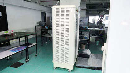 JY-12T湿膜加湿器案例4