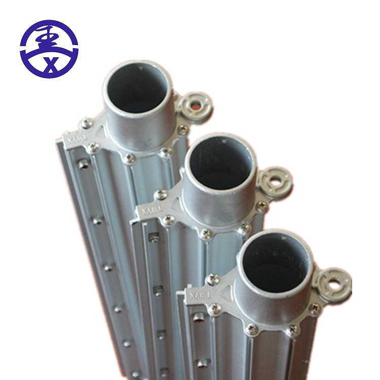 高精密铝合金风刀水滴式铝合金风刀玻璃吹水吹干风刀示例图1