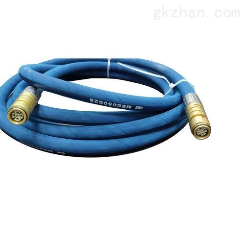 1<strong><strong><strong><strong><strong><strong>矿用4C型护套连接器</strong></strong></strong></strong></strong></strong>范围 本技术条件规定了4C型护套连接器,LCYVB-4|conmN/4C钢丝编织橡胶护套连接器的产品分类与命名、技术要求、使用特性、试验方法和检验规则、检验分类、标志、包装、运输和贮存。 本连接器仅用于煤矿井下电液控制系统和自动化监测系统中本安电路的连接。
