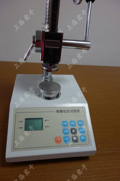 SGTH数显弹簧拉力试验机