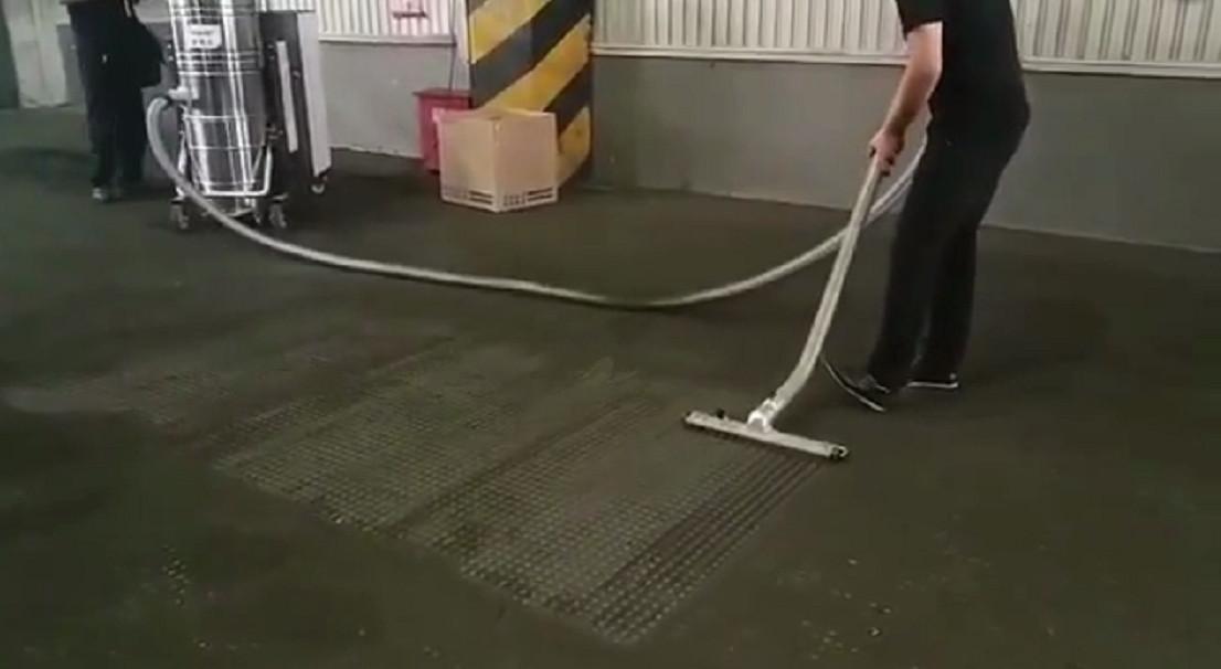 熔炉铸造厂工厂地面用吸尘器 大量粉尘反吹吸尘器