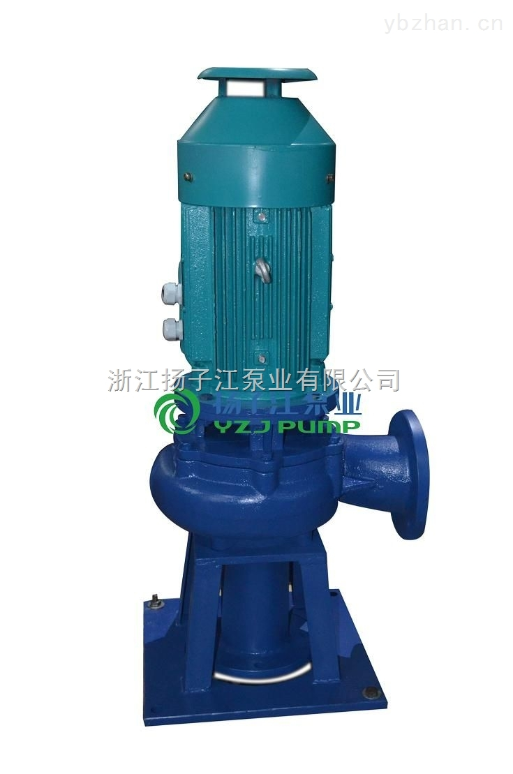 立式污水排污泵 100LW100-25-11 直立式排污泵 WL 排污泵