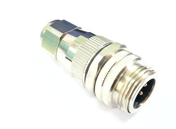 5芯电缆连接器现场自接线式