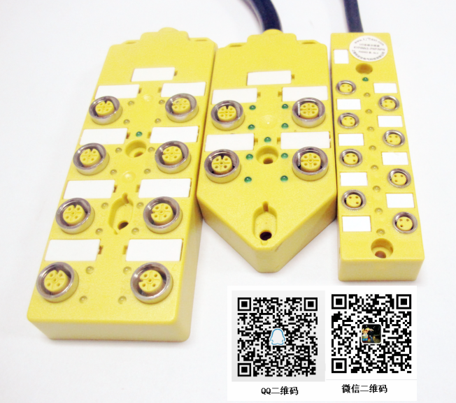 传感器M12连接器