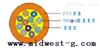 多芯紧包室内光缆 型号:TLM24-GJFJV 4-12Xn